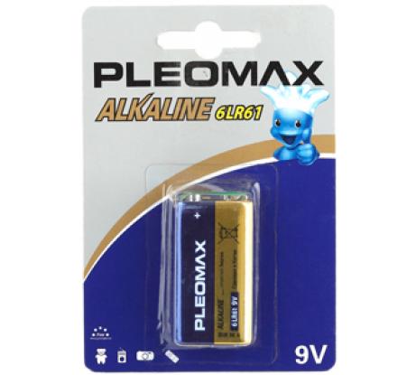 Элемент питания Pleomax 6LR611BL C0019256 - цена, отзывы, характеристики, фото - купить в Москве и РФ