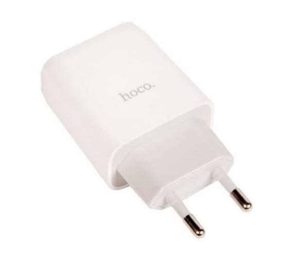 Сетевое зарядное устройство Hoco 757125 1