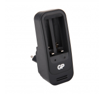 Стандартная зарядка GP PB560 для АА и ААА аккумуляторов и 4 аккумулятора 2700AA PB560GS270-2CR2