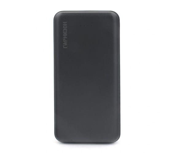 Портативный аккумулятор Гарнизон GPB-205, 20000мА/ч, 2 USB type-c, 2.4A черный 2