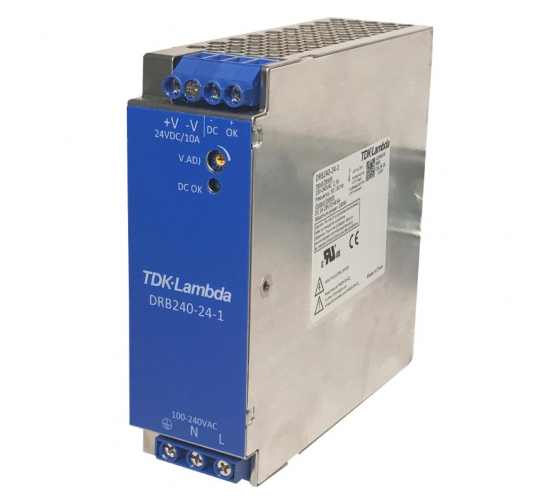 Блок питания TDK-Lambda DRB240-24-1 1