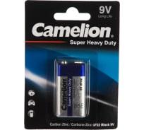 Батарейка Крона 6F22 Blue 9В 1шт Camelion 3218