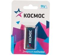 Батарейка Крона LR6LR61 Максимум 1шт КОСМОС KOC6LR61MAX1BL
