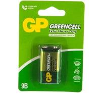 Батарейка Крона Greencell 6F22 1шт GP 1604G-BC1/1604G-CR1