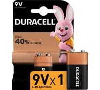Элемент питания Duracell 6LR61-1BL /6LF22-1BL/6LP3146 1шт 754