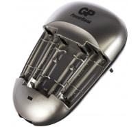 Зарядное устройство для АА и ААА в комплекте 4 аккумулятора 270AAHC AA GP PowerBank PB27GS270-2CR4