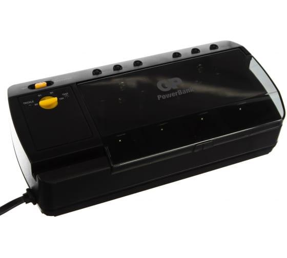 Стандартная зарядка для АА, ААА, С и D аккумуляторов GP PowerBank PB320GS-2CR1 1
