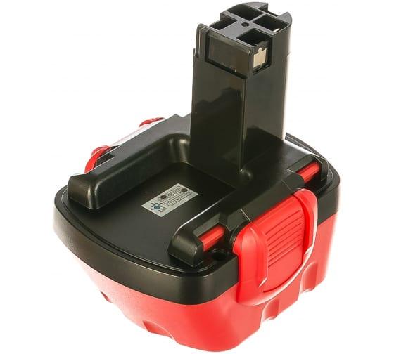 Аккумулятор для электроинструмента Bosch (Ni-Mh, 12В, 2Ач) TopON PN: 2 607 335 684 TOP-PTGD-BOS-12-2 1