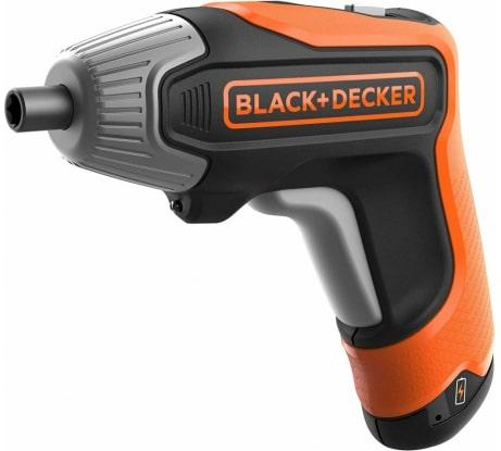 Фото аккумуляторного винтоверта Black&Decker BCF611CK-QW 3.6В