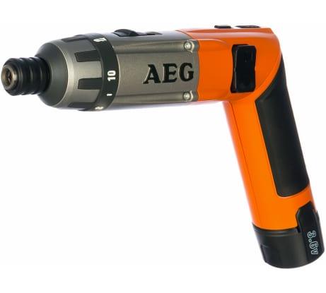 Фото аккумуляторной отвертки AEG SE 3.6 Li 413165