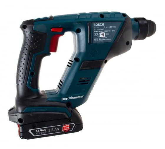 Купить аккумуляторный перфоратор bosch gbh 18 v-li compact 0.611.905.302 в Саратове - цены, отзывы, характеристики, доставка, гарантия, инструкция