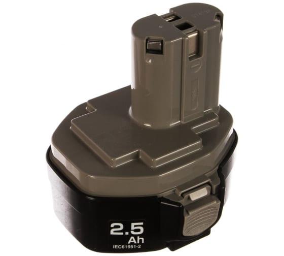Аккумулятор кубический (14,4 В; 2,5 А*ч) для дрелей-шуруповертов 1434 Makita 193101-2 2