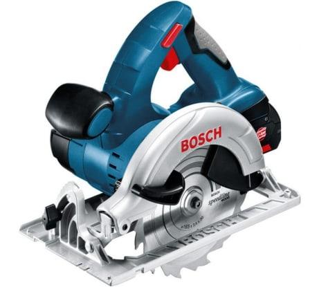 Фото аккумуляторной дисковой пилы Bosch GKS 18 V-LI 060166H008
