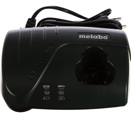 Зарядное устройство LC 40 (10.8 В) Metabo 627064000 3
