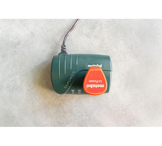 Зарядное устройство LC 40 (10.8 В) Metabo 627064000 6