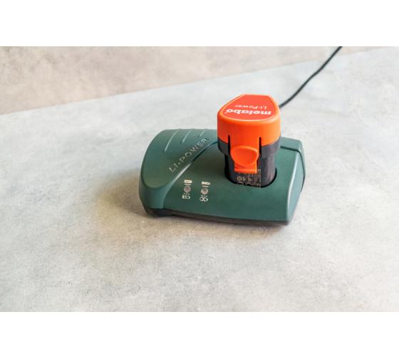 Зарядное устройство LC 40 (10.8 В) Metabo 627064000 7