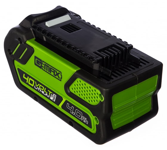 Аккумулятор (4 А*ч; 40 В) G40B4 Greenworks 29727 4