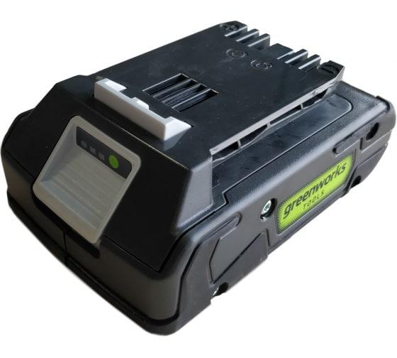 Аккумулятор (2 А*ч; 24 В) G24B2 Greenworks 2902707 1