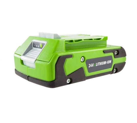 Аккумулятор (2 А*ч; 24 В) G24B2 Greenworks 2902707 2