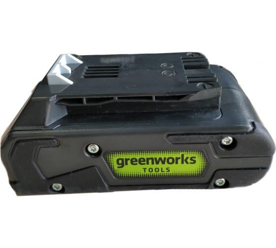 Аккумулятор (2 А*ч; 24 В) G24B2 Greenworks 2902707 4