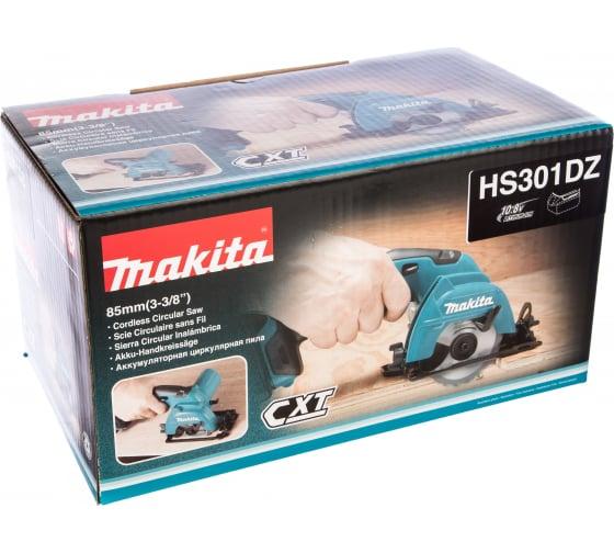 Дисковая пила Makita HS301DZ 7