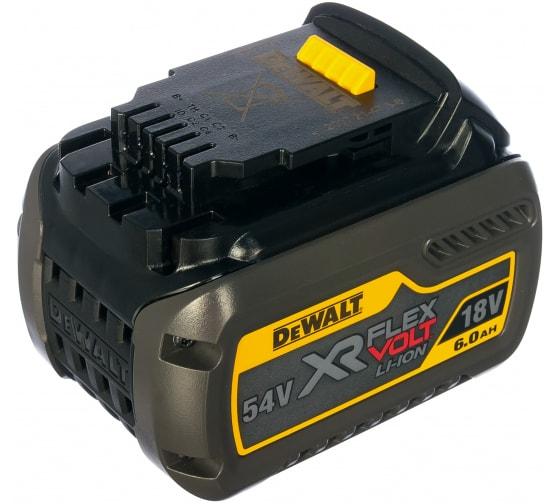 Аккумулятор (54/18 В; 6.0 А*ч; Li-Ion) DEWALT DCB546 1
