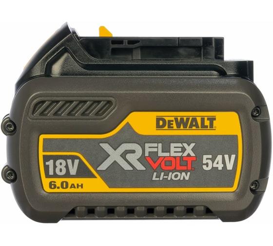 Аккумулятор (54/18 В; 6.0 А*ч; Li-Ion) DEWALT DCB546 3