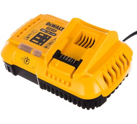Универсальное зарядное устройство (18-54 В) DEWALT DCB118 1