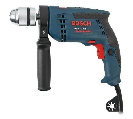 Фото ударной дрели Bosch GSB 13 RE 601217100