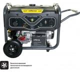 Бензиновый генератор с возможностью подключения блока автоматики Inforce GL 8000 04-03-16