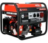 Бензиновый генератор A-iPower A7500ТEA 20114