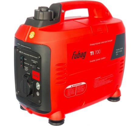 Фото бензинового инверторного генератора FUBAG TI 700