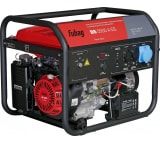 Бензиновая электростанция с электростартером и коннектором автоматики FUBAG BS 5500 A ES 838796