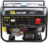 Бензиновая электростанция Huter DY8000LX-3 64/1/28