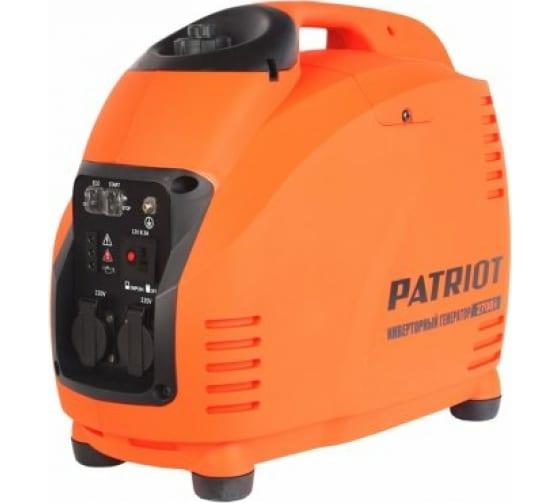 Инверторный генератор PATRIOT 2700i 474101040 в Нижнем Новгороде - купить, цены, отзывы, характеристики, фото, инструкция