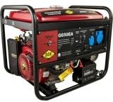 Бензиновый генератор DDE G650EA 917-477