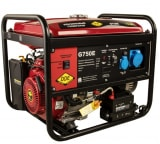Бензиновый генератор DDE G750E 917-460