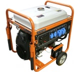 Бензиновый генератор Zongshen PB 12000 E 1T90DF122