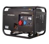 Бензиновый генератор Hyundai HY9000SE-3
