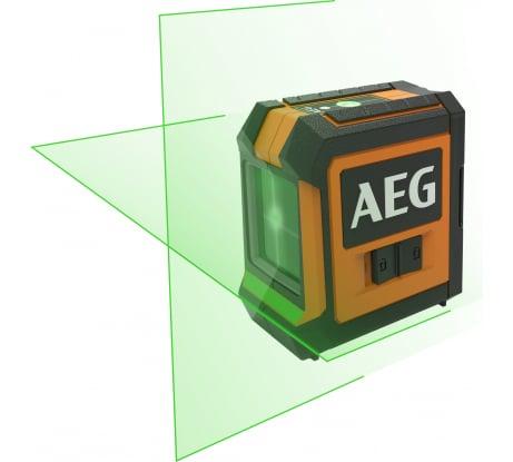 Фото лазерного нивелира AEG CLG220-B 4935472253