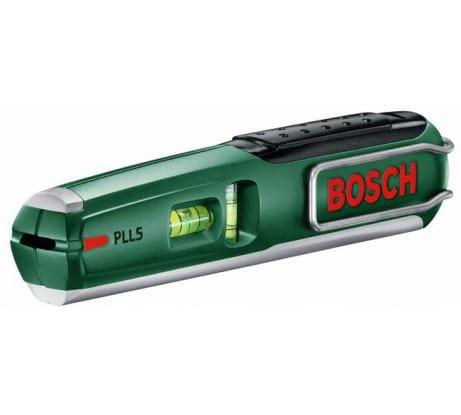 Фото лазерного уровня Bosch PLL 5 603015020