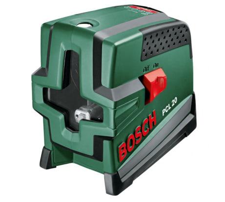 Фото лазерного нивелира Bosch PCL 20 Basic 603008220