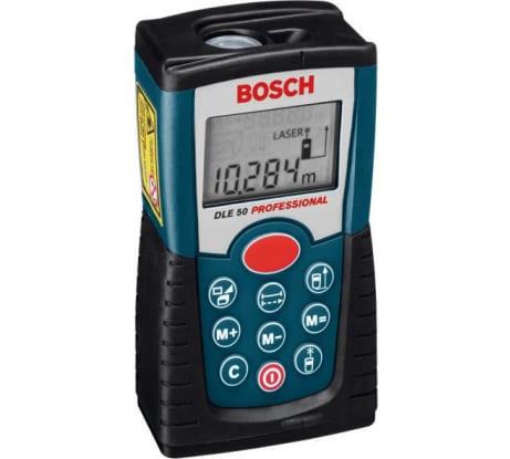 Фото лазерного дальномера Bosch DLE 50 601016000