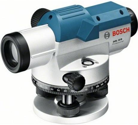Фото оптического нивелира Bosch GOL 32 D Professional 0601068500