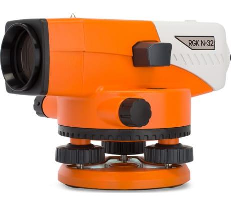 Фото оптического нивелира RGK N-32