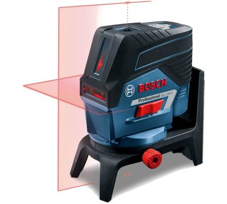 Фото лазерного нивелира Bosch GCL 2-50 C 0601066G00 комбинированный +RM2 L-Boxx ready