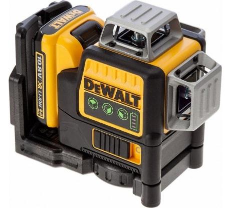 Лазерный уровень DEWALT DCE089D1G - цена, отзывы, характеристики, фото - купить в Москве и РФ