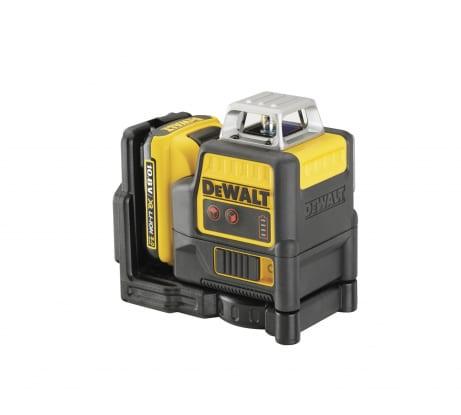 Cамовыравнивающийся лазерный уровень DeWALT DCE0811D1R - цена, отзывы, характеристики, фото - купить в Москве и РФ