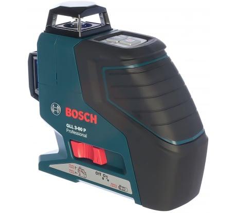 Фото лазерного нивелира Bosch GLL 3-80 P 601063305