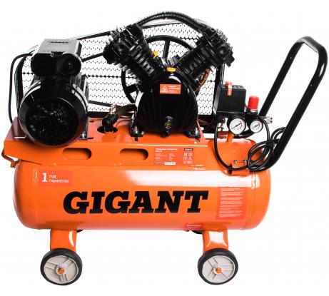 Фото ременного компрессора Gigant BCL-50